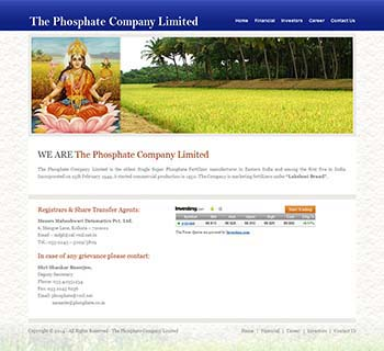 The Phosphate Company Limited