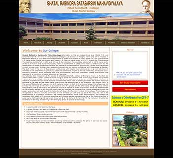 Ghatal Rabindra Satabarsiki MahaVidyalaya