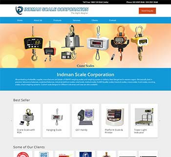 Indman Scale Corporation