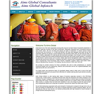 Aims Global Consultants / Infotech