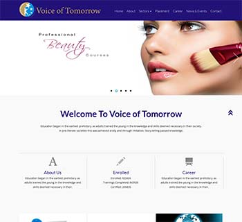 Voice of Tomorrow