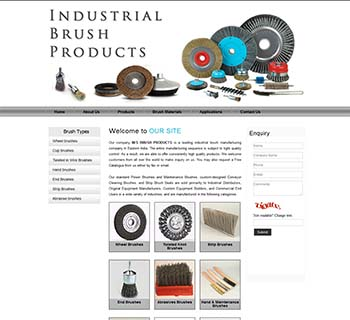 Industrial Brush Products