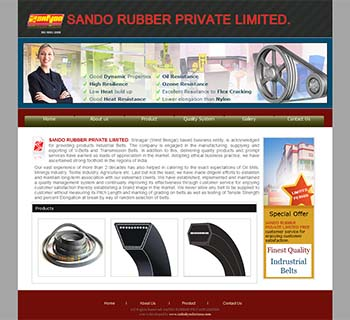 Sando Rubber Private Limited