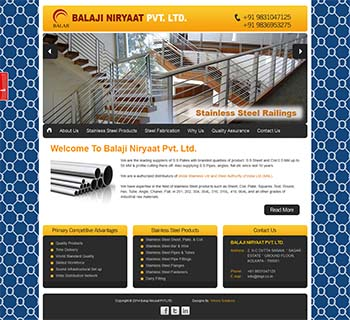 Balaji Niryaat Pvt. Ltd.