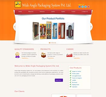 Wide Angle Packaging System Pvt. Ltd.