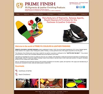 Prime PU & Leather Finishing Products