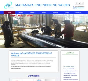 MAHAMAYA ENGINEERING WORKS