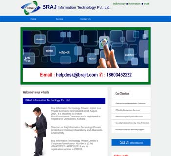 BRAJ Information Technology Pvt. Ltd.