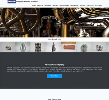 Banerjee Machines & Tools Co.