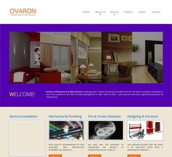 Ovaron Infrastucture & MEP Services