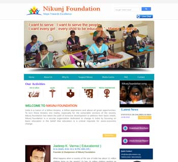 Nikunj Foundation