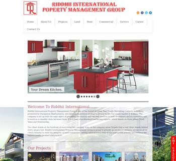 Riddhi International Property Management Group