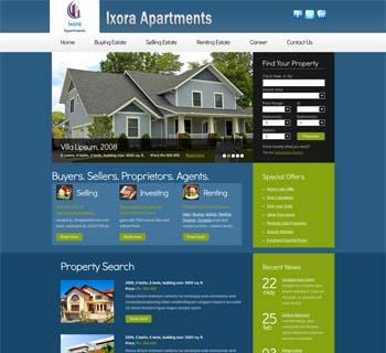 Ixora Apartments Pvt. Ltd.