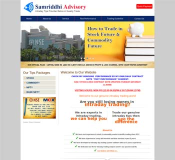 Samriddhi Advisory