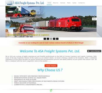 ASA Freight Systems Pvt. Ltd.