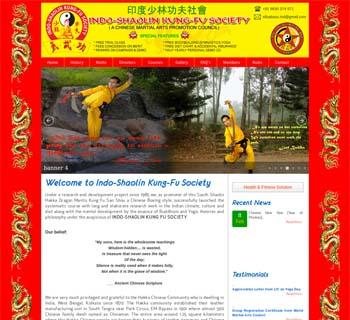 Indo-Shaolin Kung-Fu Society