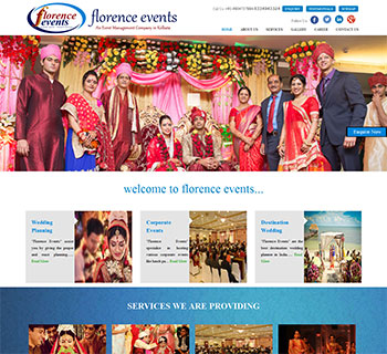 Florence Events Home