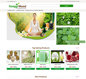 Saaggi Wood