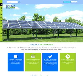 HR Solar Solution
