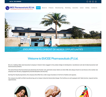 EMCEE Pharmaceuticals (P) Ltd.
