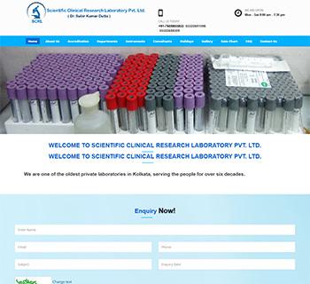 Scientific Clinical Research Laboratory Pvt. Ltd.