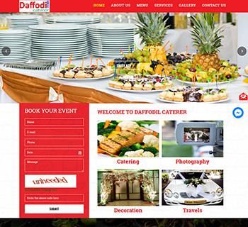 Daffodil Caterer