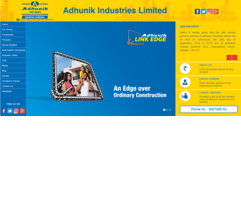 Adhunik Industries Limited