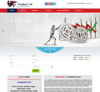 Trading Call