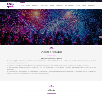 Neon Spark Events