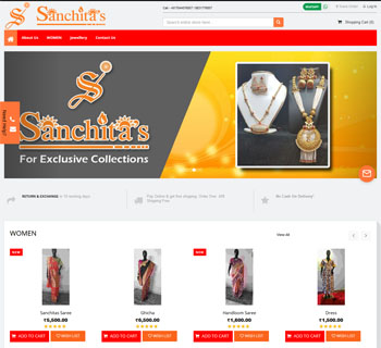 Sanchita's Collections