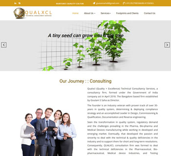 Qualxcl Technical Consultancy Services