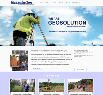 Geosolution Proservices Pvt. Ltd.