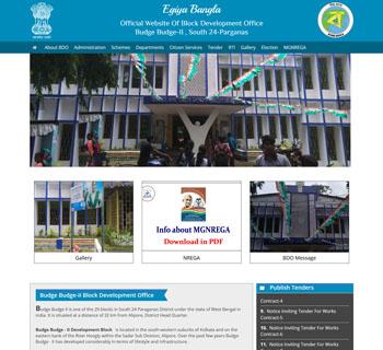 Block Development Office Budge Budge-II