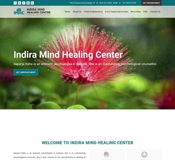 Indira Mind Healing Center