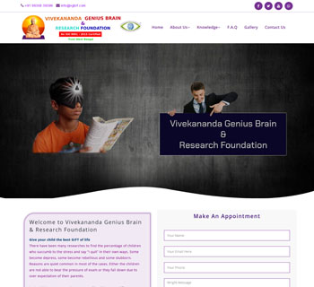 Vivekananda Genius Brain & Research Foundation